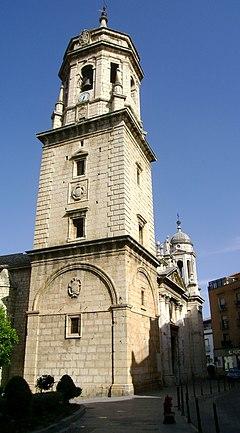 Ja?n - Iglesia de San Ildefonso.jpg