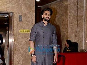 Jackky Bhagnani grace Ramesh S Taurani's Diwali bash.jpg