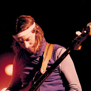Jazz fusion bassist Jaco Pastorius was known f...