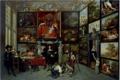Jacob de Formentrou and Erasmus Quellinus (II) - Cabinet of Pictures.tiff