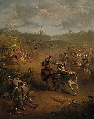 Jacobus van Koningsveld - Anno 1588. Het dappere optreden van Marcelis Bax bij Bergen op Zoom - SA 4950 - Amsterdam Museum
