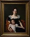 Jacques-louis david, ritratto della contessa vilain xiii e sua figlia, 1816.jpg