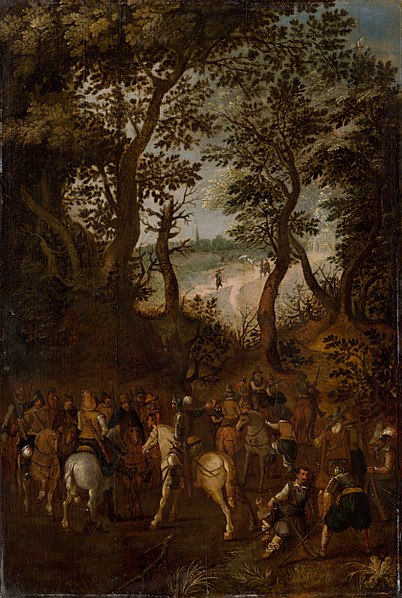 File:Jacques van der Wyhen - Before Attack - O 275 - Slovak National Gallery.jpg