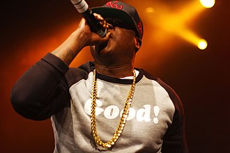 Jadakiss - Jadakiss at the Sound Academy in 2014.