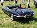 Jaguar E Type Roadster 4.2 Series 1 1966 (14375073354).jpg