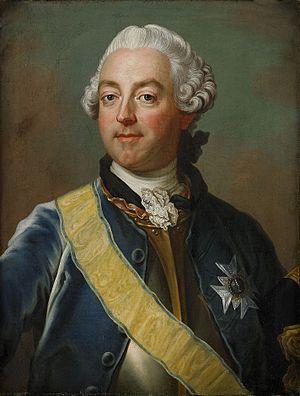 Jakob Björck - Image: Jakob Björck Portrait of Anders Rudolf Du Rietz af Hedensberg