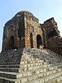 Jami Masjid inside firoz sha kotla fort 2.jpg