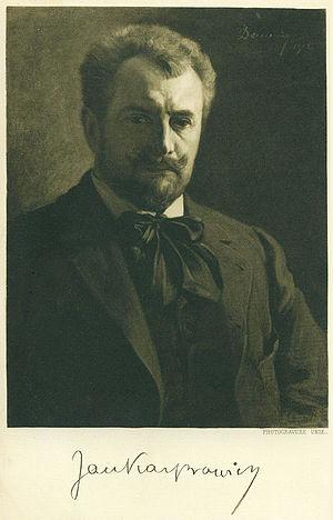 Jan Kasprowicz - Image: Jan Kasprowicz 1901