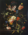 Jan Davidsz de Heem - A Vase of Flowers - c. 1660-1665.jpg