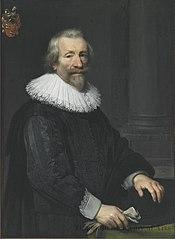 Portrait of David de Ruyter