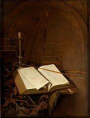 Still Life with a Bible