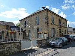 Jandun (Ardennes) mairie.JPG