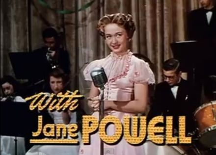 Powell dans A Date with Judy (1948).