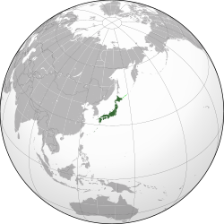 Japan (orthographic projection).svg