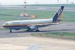 Japan Air System Airabus A300B4-2C (JA8292-110) (28657409443).jpg