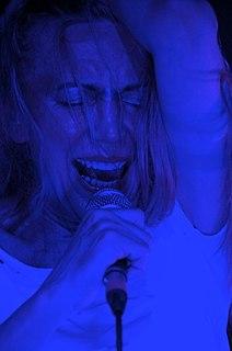 Jarboe Singer, long-time member of Swans