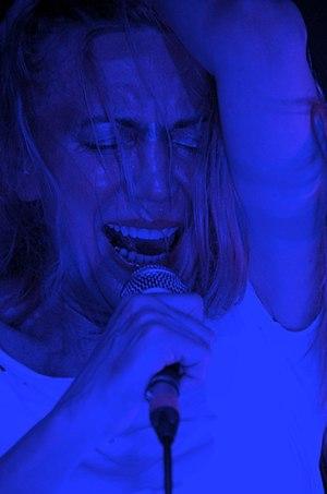Jarboe - Jarboe performing live in 2009
