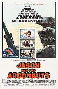<i>Jason and the Argonauts</i> (1963 film) 1963 film by Don Chaffey