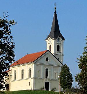 Javor, Ljubljana - Saint Anne's Church