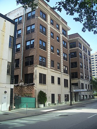 National Register of Historic Places listings in Duval County, Florida - Image: Jax FL 310 West Church Street Apts 01