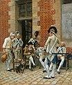 Jean-Louis-Ernest Meissonier - The Portrait of a Sergeant - WGA14740.jpg