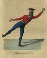 Jean Garcin, Dehors en arriere, 1813.png