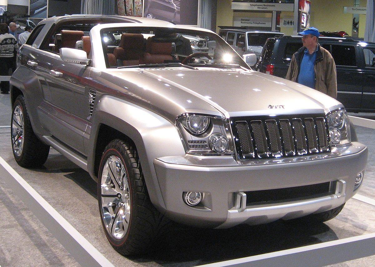 Jeep Trailhawk Wikipedia