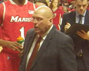 Jeff Bower (basketball) - Image: Jeff Bower Head Coach Marist College