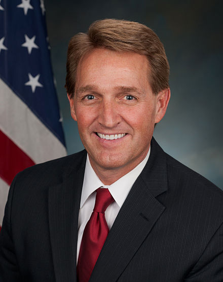 Flake's 113th Congressional session photo Jeff Flake, official portrait, 113th Congress.jpg