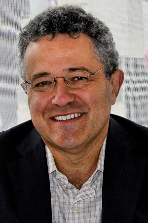 Jeffrey Toobin - Toobin at the 2012 Texas Book Festival