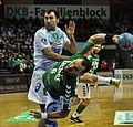 Jens Tiedtke throwing DKB Handball Bundesliga HSG Wetzlar vs HSV Hamburg 2014-02 08 047.jpg