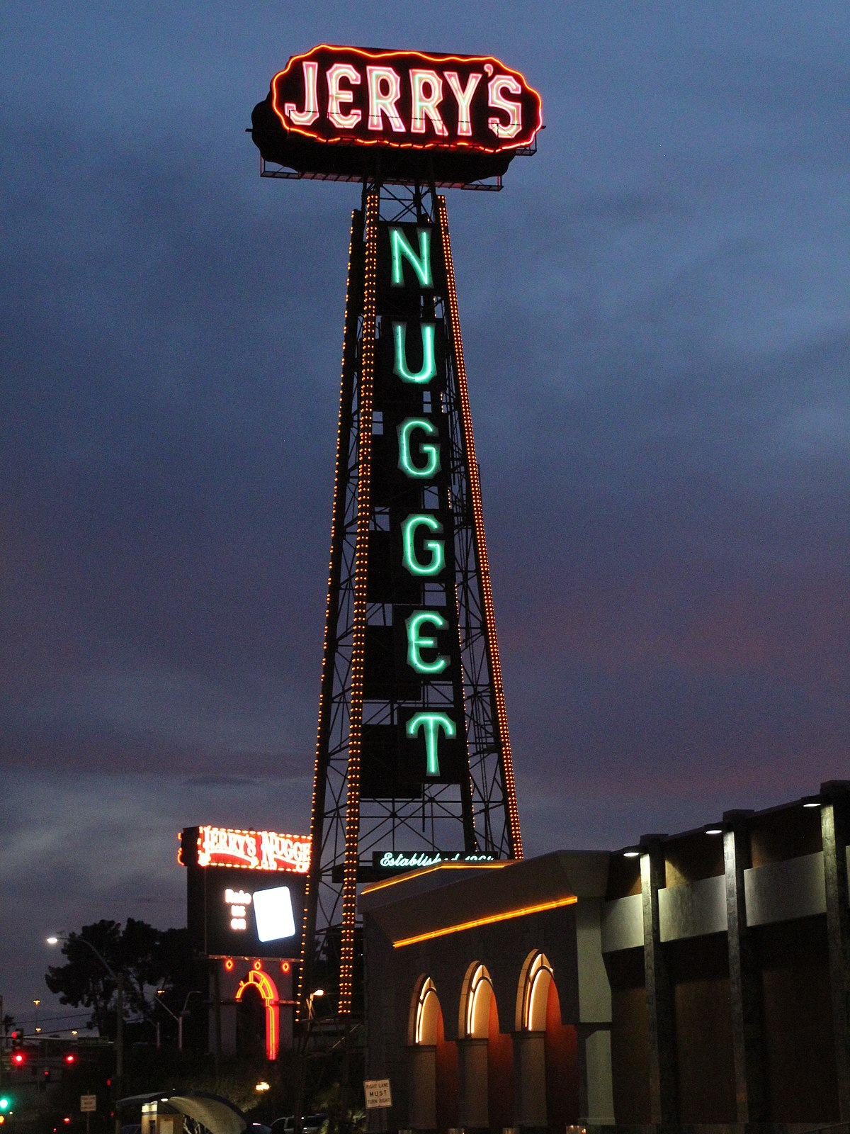 Jerry's Nugget – Wikipedia