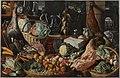 Joachim Beuckelaer - Keukenscène met Christus en de Emmaüsgangers.jpg