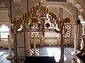 Jodhpur Mehrangarh - Zenana 3b Wiege.jpg