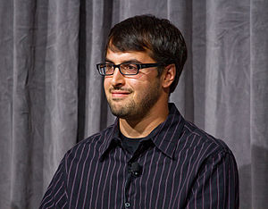 Joe Hewitt (programmer) - Joe Hewitt at YUIConf in 2010
