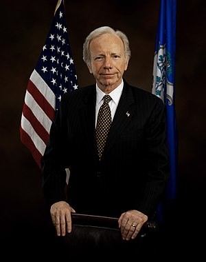 Joe Lieberman - Image: Joe Lieberman official portrait 2