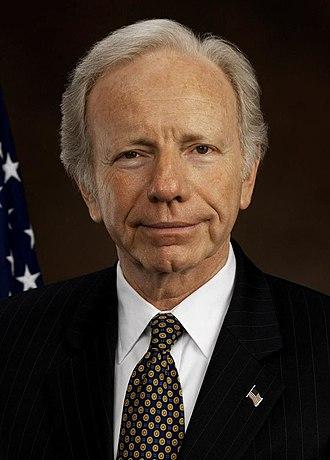 2006 United States Senate election in Connecticut - Image: Joe Lieberman official portrait 2 (cropped)