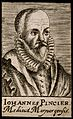 Johann Pincier. Line engraving, 1688. Wellcome V0004671.jpg