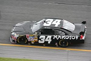 Front Row Motorsports - The 34 car at Daytona in 2008.