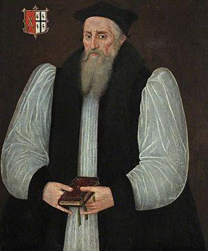 John Aylmer (bishop) - Image: John Aylmer portrait