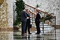 John Bolton and Belarusian FM Vladimir Makei in Minsk.jpg