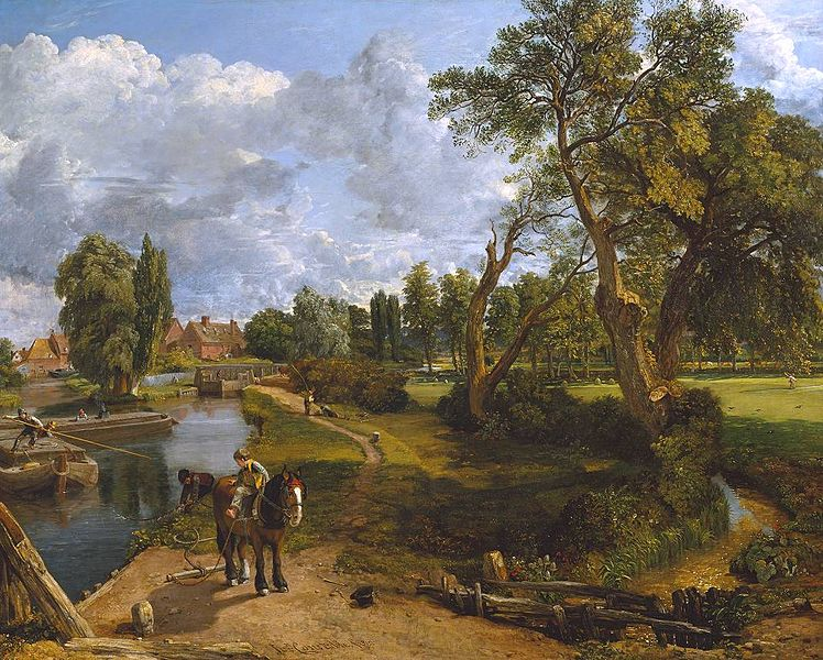 File:John Constable - Flatford Mill.jpg