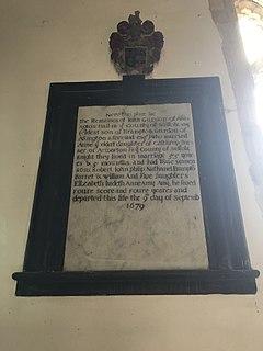 John Gurdon (MP) English politician (1595–1679)