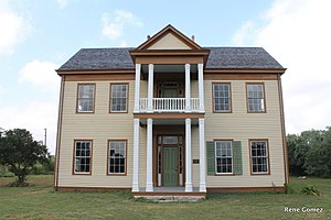 National Register of Historic Places listings in Karnes County, Texas - Image: John Ruckman House
