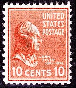 John Tyler 1938 Issue-10c.jpg