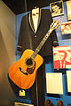 Johnny Cash's 1943 Martin guitar & suit - Rock and Roll Hall of Fame (2014-12-30 12.15.41 by Sam Howzit).jpg