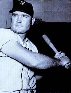 Johnny Mize American baseball player and coach