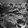 Johns Hopkins Glacier, tidewater glacier, mountain glaciers, and hanging glaciers, September 12, 1973 (GLACIERS 5501).jpg