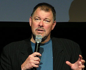 Star Trek: Insurrection - Image: Jonathan Frakes cropped 1