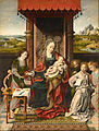 Joos van Cleve - Virgin and Child with Angels - Google Art Project.jpg